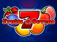 Fruits And Sevens – автомат для игры на зеркале