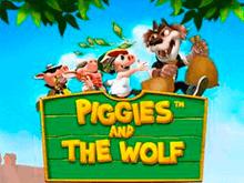 Piggies And The Wolf – азартный автомат с расширенным функционалом