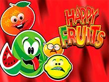 Азартная игра Happy Fruits играть на деньги