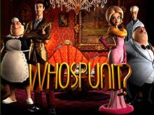 Онлайн игра на деньги WhoSpunIt — играть